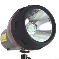Lanterna reincarcabila Enforcer cu LED Super-Light CREE 5W ! Autonomie 80 ore!
