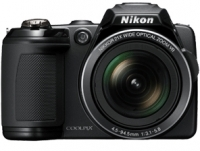 Camera COOLPIX L120 (Black) Nikon