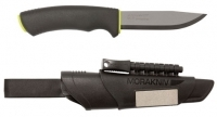 Cutit Morakniv Bushcraft Survival black/lime 11894