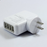 Adaptor priza 220V USB 4in1