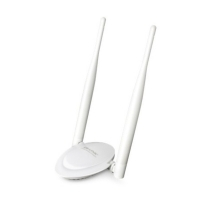 Adaptor Wireless USB LB-LINK IEEE 302.11n 300Mbps cu antena dubla (RT5372)