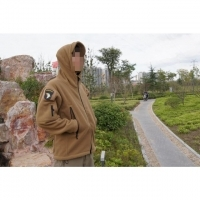 Jacheta Soft Shell Fleece TAD