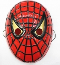 Masca divertisment SPIDERMAN 3 bucati/set