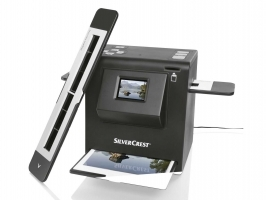 Multiscanner 4 in 1 SilverCrest